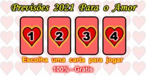 Tarot do Amor 2021